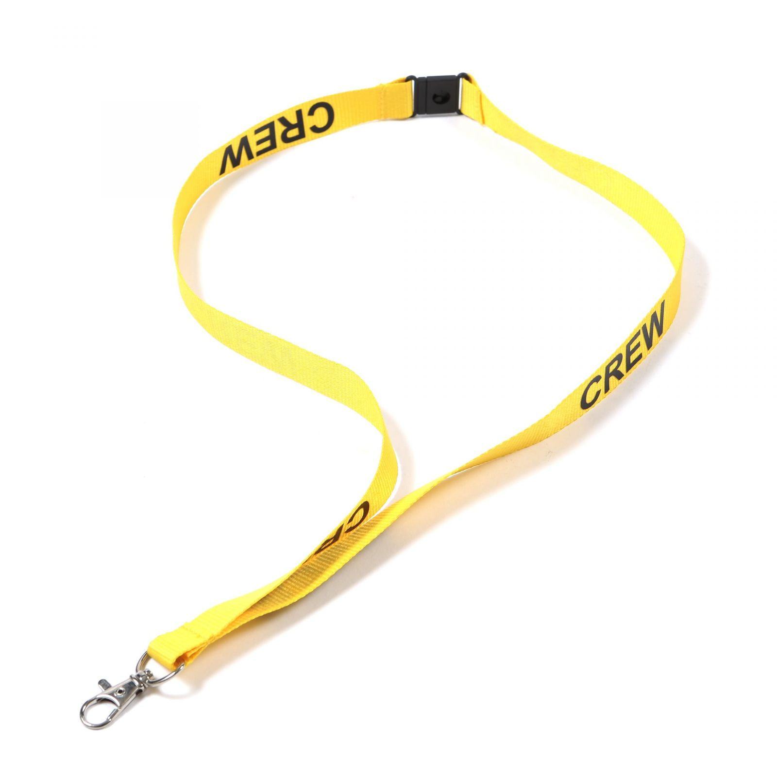 Buy Yellow Crew on Lanyards Direct Today!