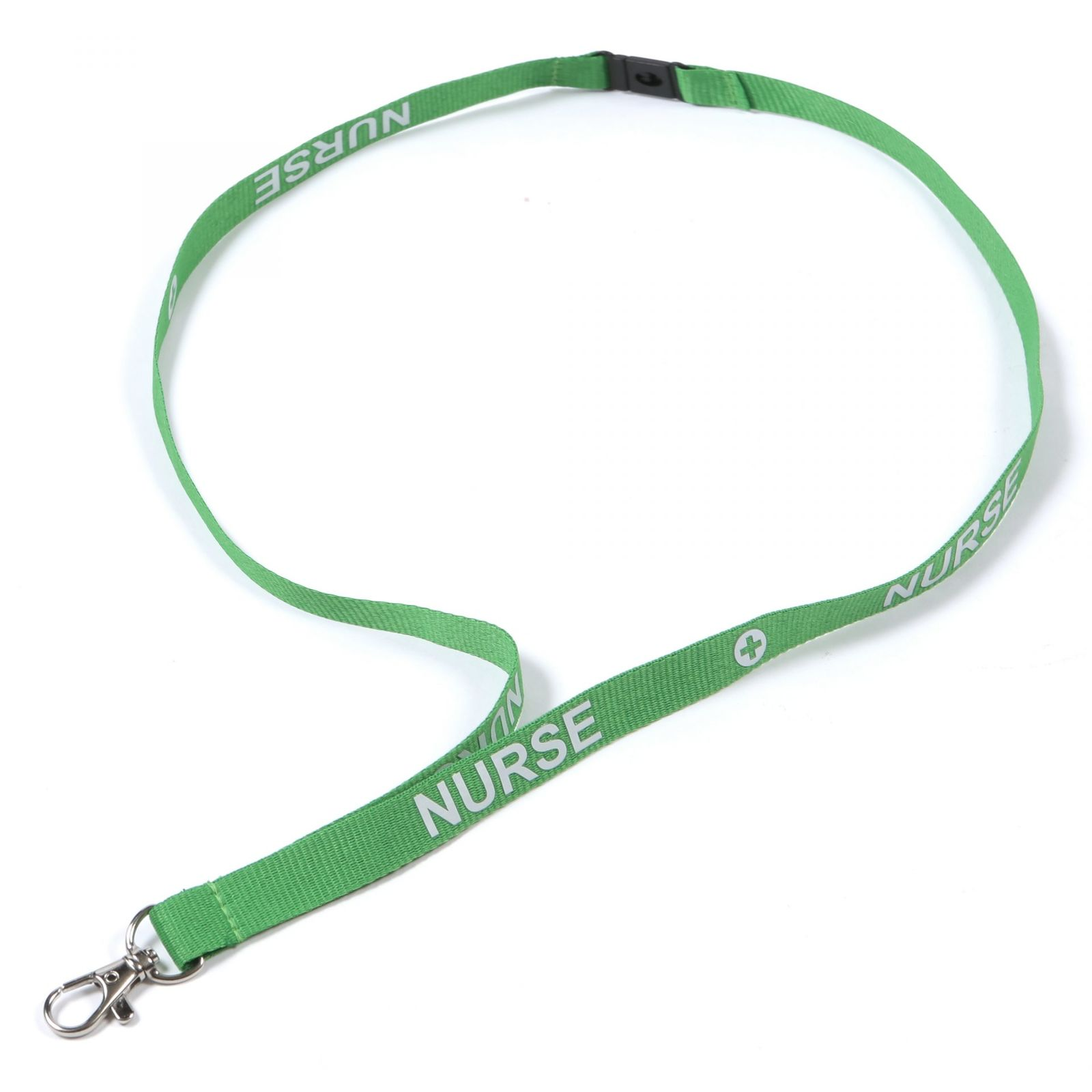 Buy Green Nurse on Lanyards Direct Today!