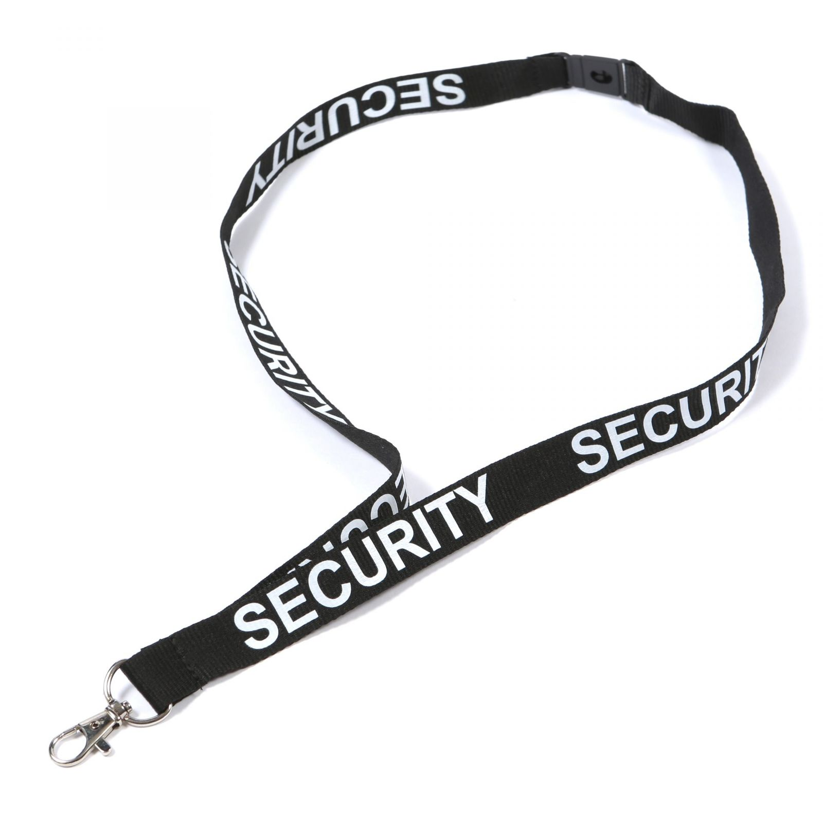 Buy Black Security on Lanyards Direct Today!