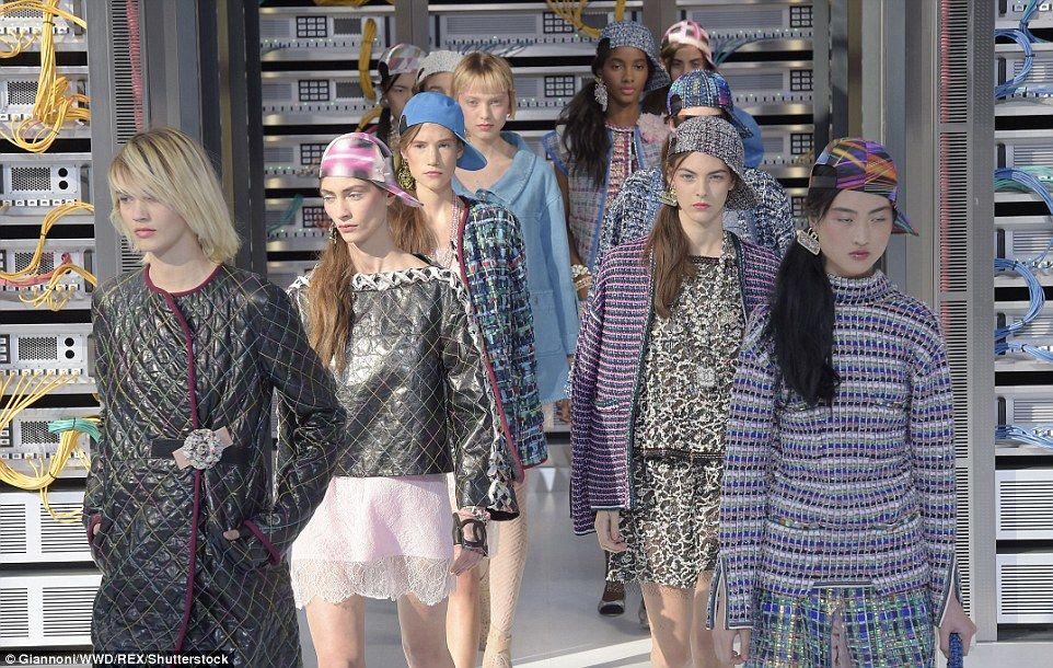 If Chanel designed lanyards…