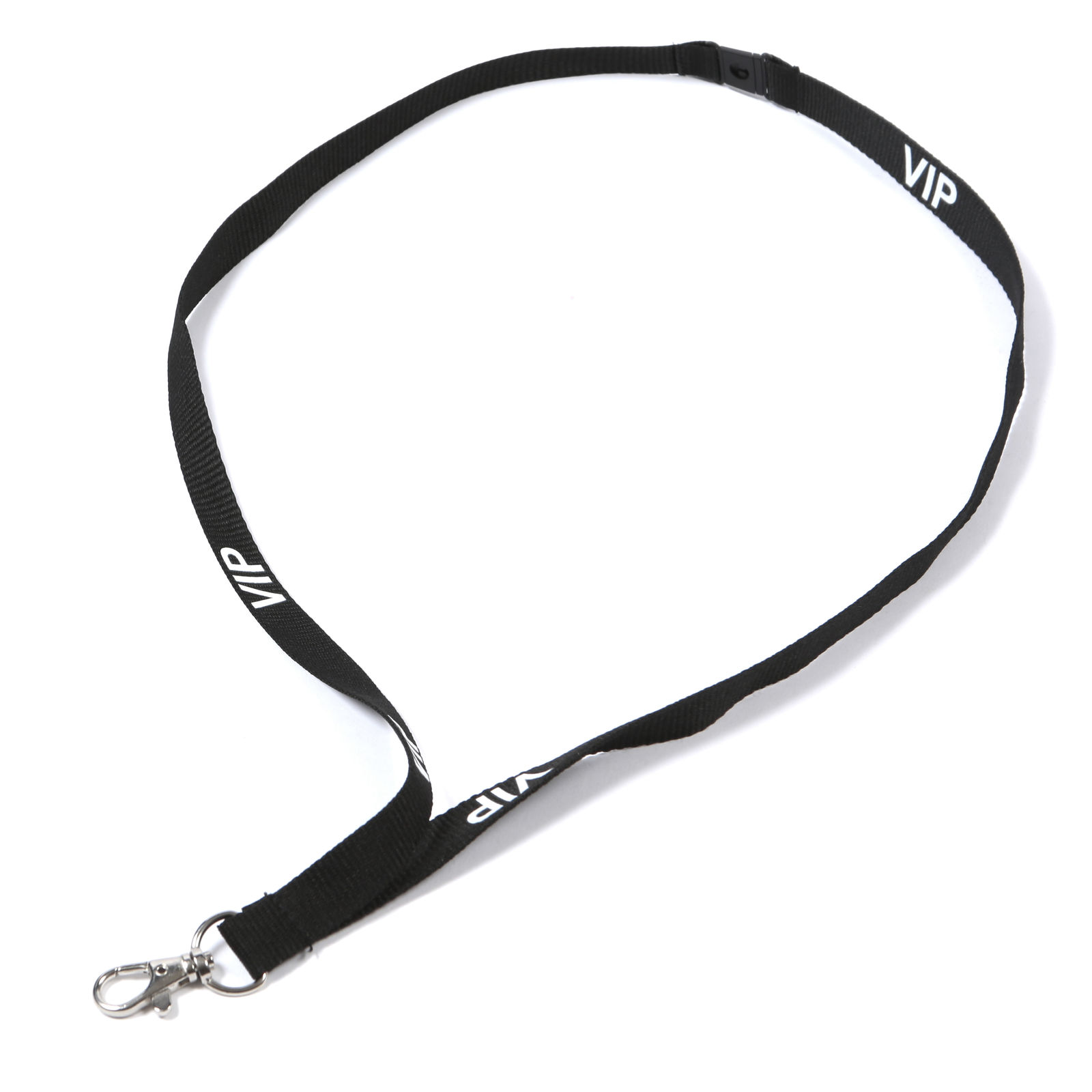 Buy Black VIP on Lanyards Direct Today!
