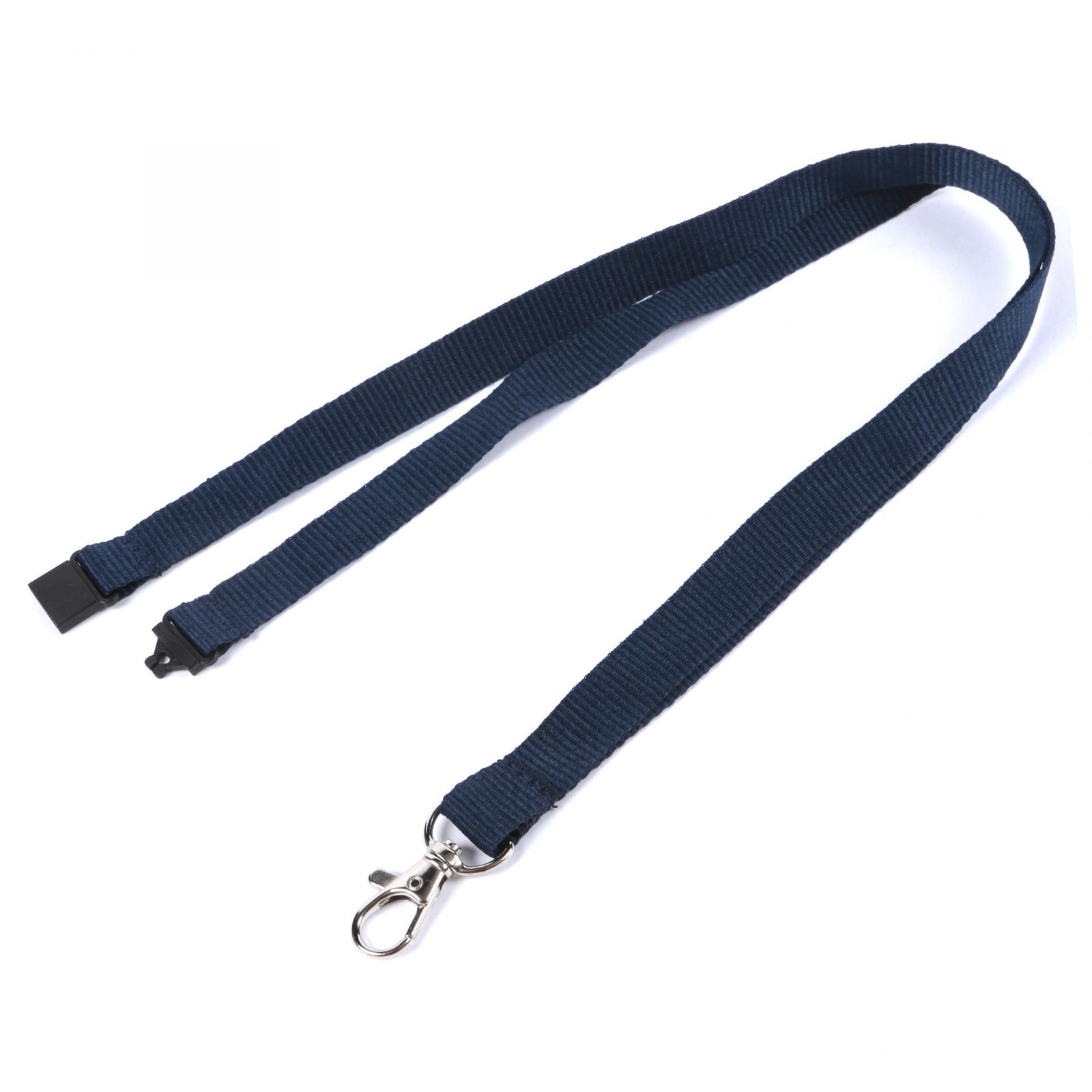 Buy Plain Navy Lanyards on Lanyards Direct Today!