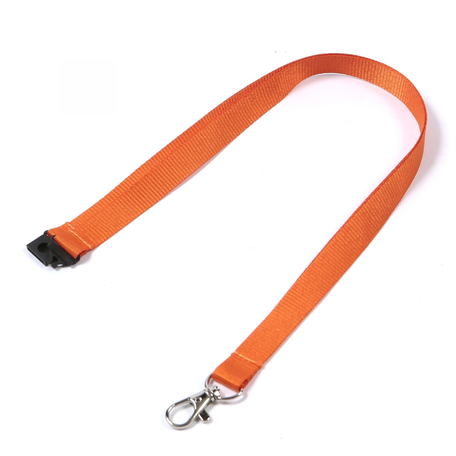 Buy Plain Orange Lanyards on Lanyards Direct Today!