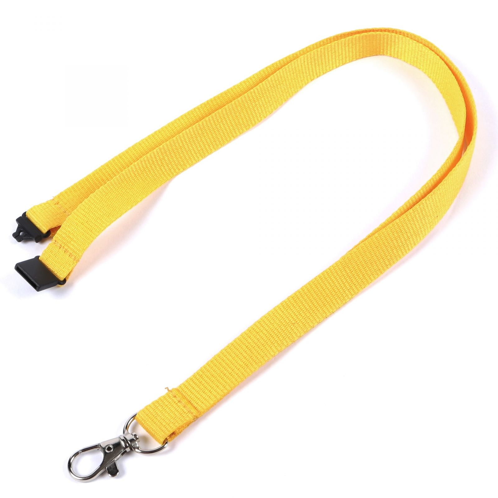 Buy Plain Yellow Lanyards on Lanyards Direct Today!