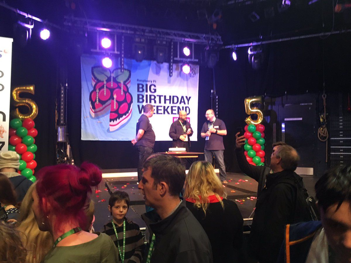 How Lanyards Direct helped Raspberry Pi celebrate their 5th birthday