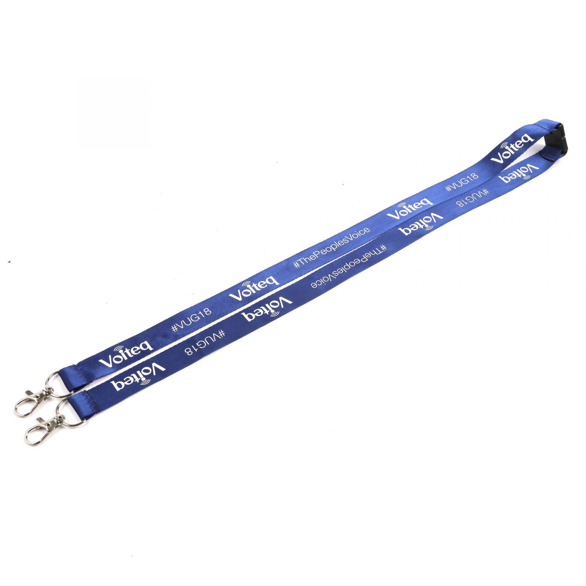 Buy Premium Nylon Lanyards on Lanyards Direct Today!